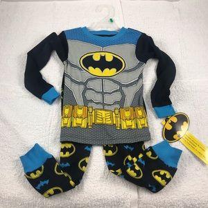 5T Batman Sleep wear set